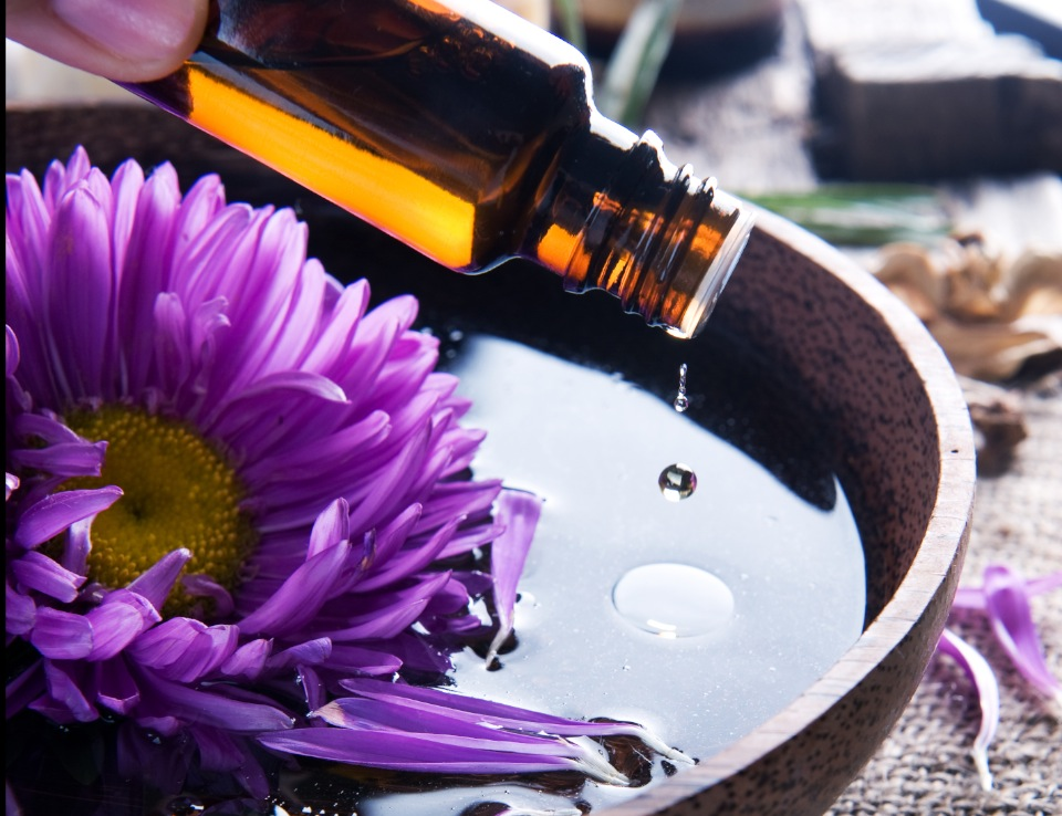 Aromaterapia, Óleos Essencias