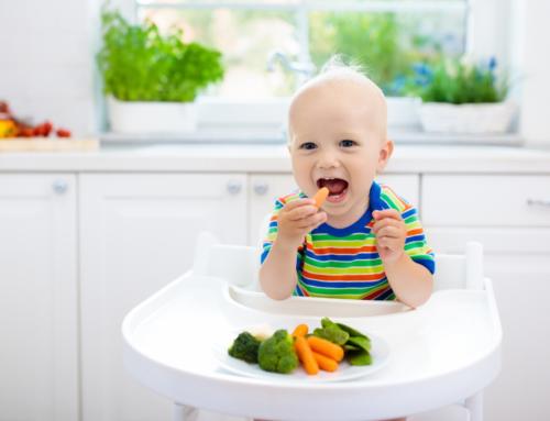 Entenda a importância de uma boa Nutrição Infantil